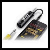 Irig Amplitube Untuk Efek GitarU002Fbass Via Iphone Ipad Dan Android