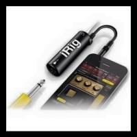 Irig Amplitube Untuk Efek GitarU002Fbass Via Iphone Dan Android