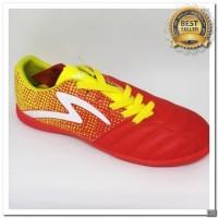 [KS] Sepatu futsal specs Equinox in emperor red yellow 2018
