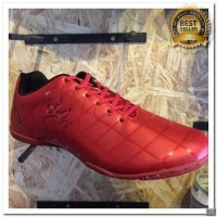[KS] sepatu futsal KELME star 9 red black 2018