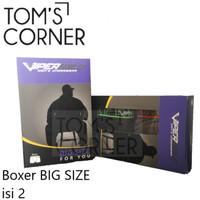 BOXER VIPER BIG SIZE   BOXER PRIA JUMBO   CELANA DALAM PRIA VPBX02 BIG