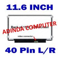 LCD LED Layar Screen ASUS X200 X200CA X200MA X201E X202E S200E Q200E