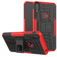 Case Asus Zenfone Max Pro M1 ZB601KL casing hp back cover RUGGED ARMOR - Hitam