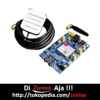 GPS + GSM Shield SIM808 Arduino