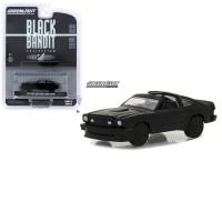 PROMO Greenlight 1/64 1978 Ford Mustang King Cobra II Black Bandit 19