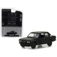 PROMO Greenlight 1/64 1968 Datsun 510 Black Bandit 19