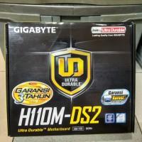 MOTHERBOARD GIGABYTE H110M-DS2