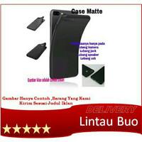 Asus Zenfone Max Pro MI Softcase Case Slim Case Matte Special Black