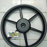 Velg Racing Mio Ring 17 Lebar 160 ROSSI Palang 6 Untuk Ban Belakang