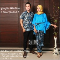 baju batik couple RABBANI