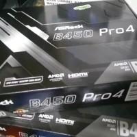 ASRock B450 PRO 4 (AMD B450, AM4, DDR4) Support Pinnacle Ridge
