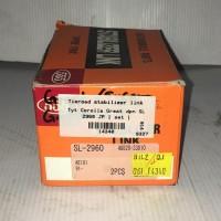 Tieroad stabilizer link Corolla Twincam dpn SL-2960 JP set 14340