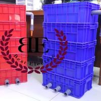 TRICKLE Filter 5 susun / Filter Kolam / Bak Filter susun / Box Filter.