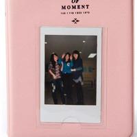 Fujifilm Kamera Instax Mini Polaroid Foto Album Buku 64