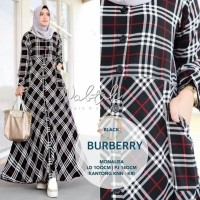Baju GamIs Muslim Murah Blueberry dress