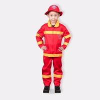 Baju Karnaval Anak DAMKAR (Pemadam Kebakaran)