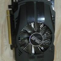 ASUS GTX 750TI 2GB 128BIT DDR5 NO PIN POWER