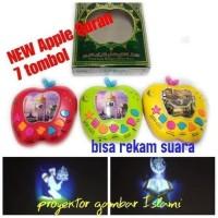 apple learning holly quran/Alquran anak/apple quran 7 tombol/mainan