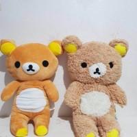 Boneka Rilakkuma 50cm Boneka Beruang Boneka Bare Bear Boneka Kucing