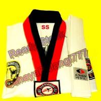 Baju Taekwondo SS Anak TK & SD Kelas I