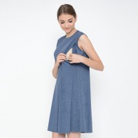 Just Mom Baju Menyusui Kimi Dress