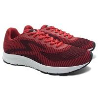 Sepatu Running Specs Overdrive - Emperor Red