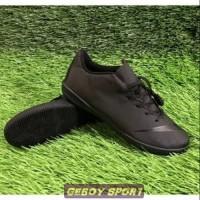 GEBOY SPORT Sepatu Futsal Nike Mercurial Vapor XII All Black IC