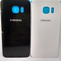 Backdoor Backcover Tutup Casing Belakang Adhesive Tape Samsung S6 EDGE
