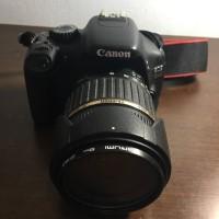 Canon 550D Lens Tamron 18-200