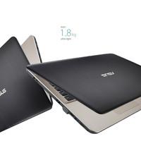ASUS X441BA AMD A4-9125 WIN10 RAM 8GB 1Tb 14INCH RESMI