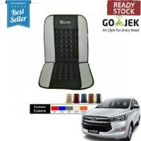 Sandaran Jok Mobil Toyota All New Innova Universal Grey Kombinasi