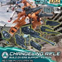 HG Changeling Rifle - Bandai