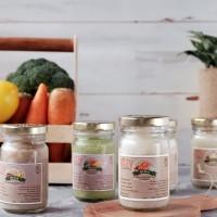 Bubur Bayi Organik / Mpasi Organic Baby food makanan bayi sehat puree
