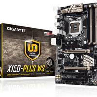 Motherboard GIGABYTE GA-X150-PLUS WS