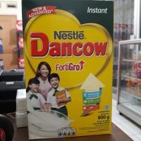 Dancow FortiGro 800g tersedia Instan, Full Cream dan Instan Coklat