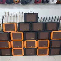 Amplifier ampli samick untuk gitar akustik elektrik dan gitar listrik