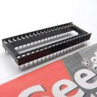 Soket IC 40p socket IC 40 pin p 40pin DIP for atmega8535 atmega16 32