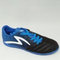 [Wintro_Shop] Sepatu futsal Specs equinox in Black tulip blue origina