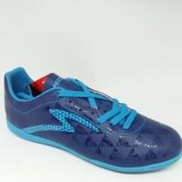 [Wintro_Shop] sepatu futsal specs quark in galaxy blue original new 2