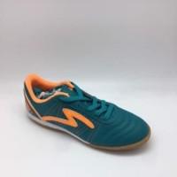 [Wintro_Shop] Sepatu futsal specs horus in tosca orange original 100%