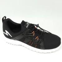 [Wintro_Shop] Sepatu running specs Prelude black original new 2018