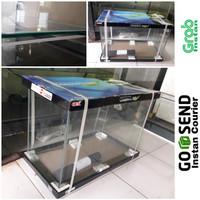 Aquarium GEX Glassterior 600 ( 60x30x40 ) MURAH!!!