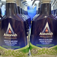 Astonish mold&mildew stain blaster