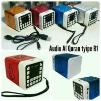 MP3 Player Speaker Advance R1 Al Quran audio murottal digital hafalan