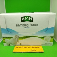 Amh Susu Kambing Original Vanilla
