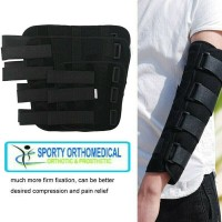 Back Slap Tangan / fore arm splint / Elbow support Brace