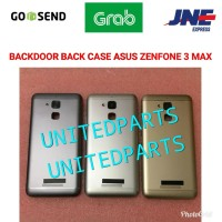 BACKDOOR BACK CASE ASUS ZENFONE 3 MAX 5.2INCH ZC520TL X008DA ORIGINAL
