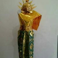 Baju adat anak Bali TK/SD atau Baju Tradisional Bali