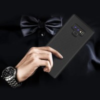 Case Samsung Note 9 2018 Full Carbon Casing Softcase Note 9 2018