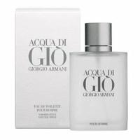 Parfum Aqua Di Gio Giorgio Armani Original Segel